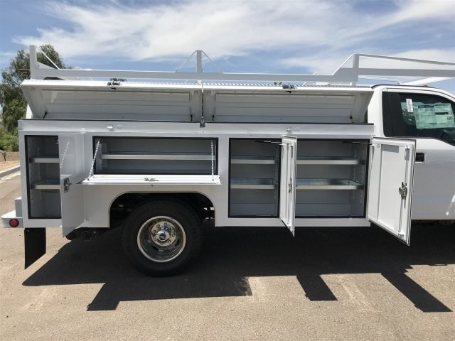 2019 F-350 Regular Cab DRW 4x2,  Scelzi Signature Service Body #KED73292 - photo 7