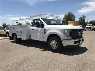 2019 F-350 Regular Cab DRW 4x2,  Scelzi Signature Service Body #KED73293 - photo 1