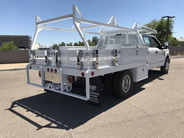 2019 F-350 Crew Cab DRW 4x2,  Scelzi Contractor Body #KED73319 - photo 1