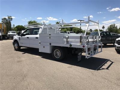 2019 F-350 Crew Cab DRW 4x2,  Scelzi CTFB Contractor Body #KED73319 - photo 3