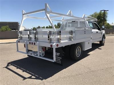 2019 F-350 Crew Cab DRW 4x2,  Scelzi CTFB Contractor Body #KED73319 - photo 2