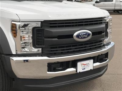 2019 F-550 Regular Cab DRW 4x2, Cab Chassis #KED95209 - photo 8