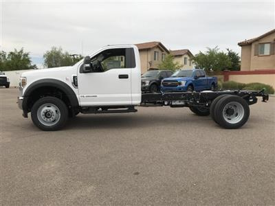 2019 F-550 Regular Cab DRW 4x2,  Cab Chassis #KED95210 - photo 3