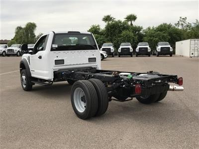 2019 F-550 Regular Cab DRW 4x2,  Cab Chassis #KED95210 - photo 4