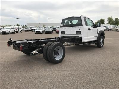 2019 F-550 Regular Cab DRW 4x2,  Cab Chassis #KED95210 - photo 2