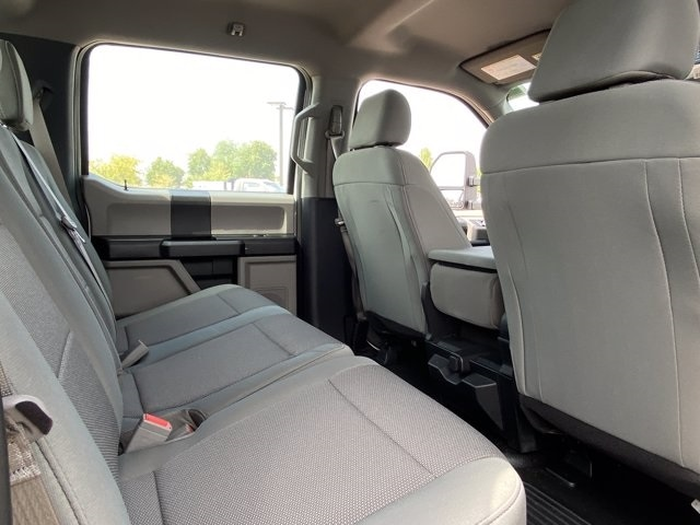 2019 Ford F-550 Crew Cab DRW 4x4, Monroe Contractor Body #KED95346 - photo 9