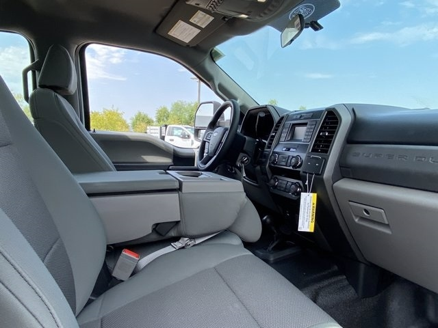 2019 Ford F-550 Crew Cab DRW 4x4, Monroe Contractor Body #KED95346 - photo 10