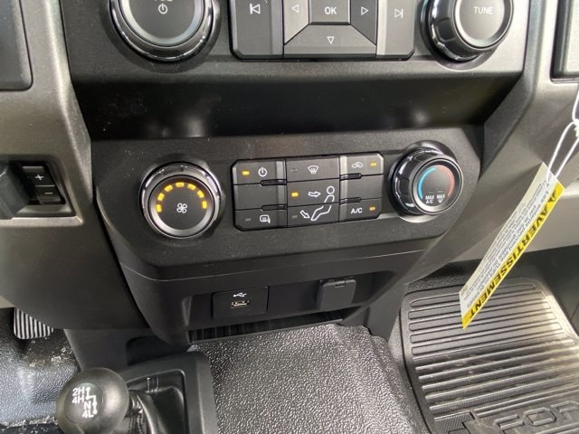 2019 Ford F-550 Crew Cab DRW 4x4, Monroe Contractor Body #KED95346 - photo 16