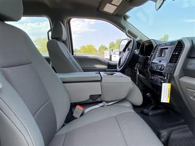 2019 Ford F-550 Crew Cab DRW 4x4, Monroe Contractor Body #KED95346 - photo 11