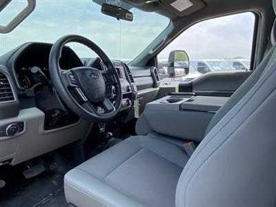 2019 Ford F-550 Crew Cab DRW 4x4, Monroe Contractor Body #KED95346 - photo 12