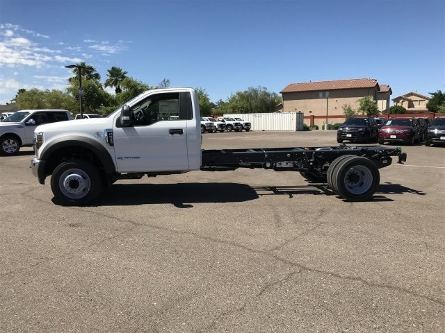 2019 F-550 Regular Cab DRW 4x2,  Cab Chassis #KED96018 - photo 3