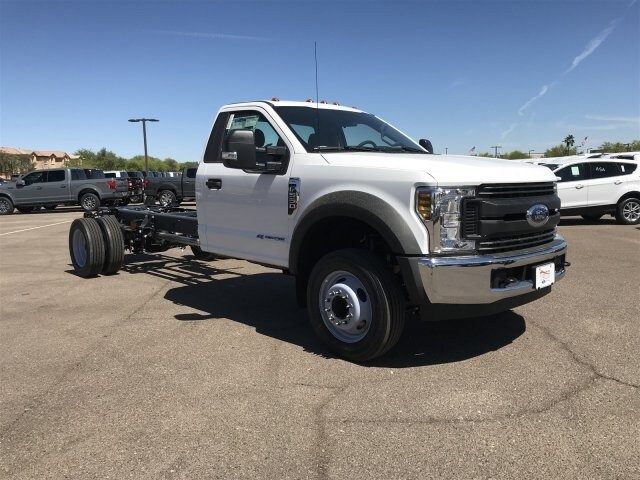 2019 F-550 Regular Cab DRW 4x2, Cab Chassis #KED96018 - photo 1