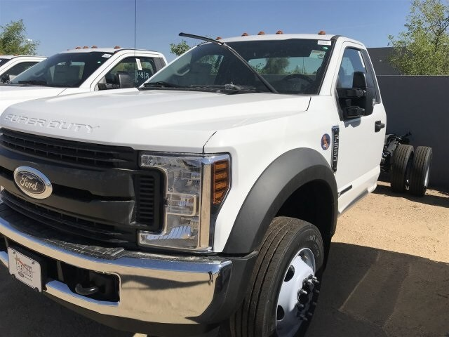 2019 F-550 Regular Cab DRW 4x2, Cab Chassis #KED96020 - photo 26