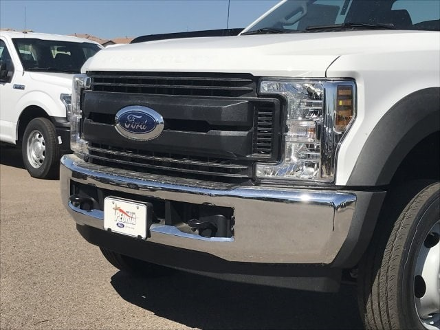 2019 F-550 Regular Cab DRW 4x2,  Cab Chassis #KED96020 - photo 6