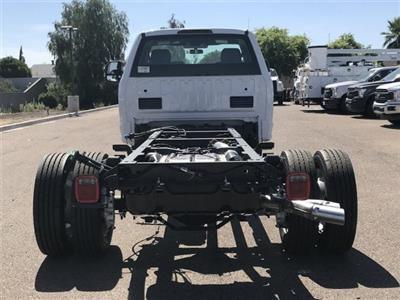 2019 F-550 Regular Cab DRW 4x2,  Cab Chassis #KED96020 - photo 5