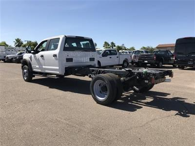 2019 F-450 Crew Cab DRW 4x2, Cab Chassis #KED96473 - photo 3