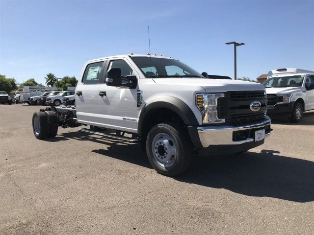 2019 F-450 Crew Cab DRW 4x2,  Cab Chassis #KED96474 - photo 1