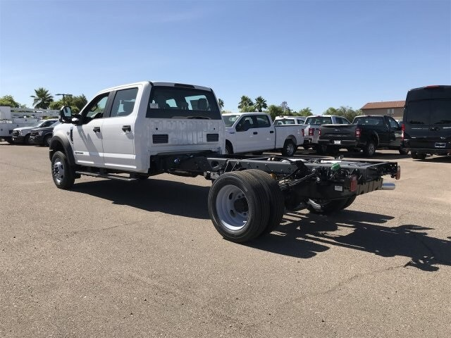 2019 F-450 Crew Cab DRW 4x4,  Cab Chassis #KED96476 - photo 3