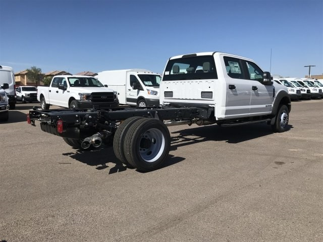 2019 F-450 Crew Cab DRW 4x4,  Cab Chassis #KED96476 - photo 2