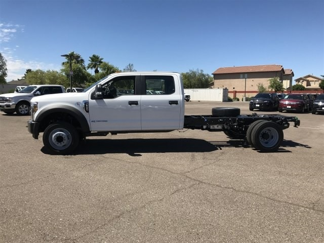 2019 F-550 Crew Cab DRW 4x2,  Cab Chassis #KEE25388 - photo 3