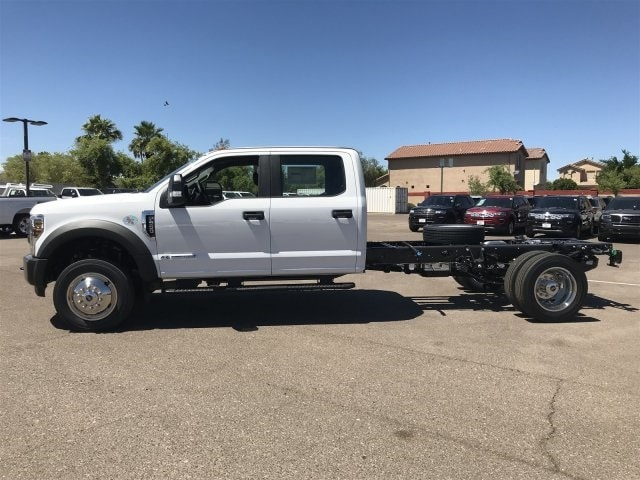 2019 F-550 Crew Cab DRW 4x2,  Cab Chassis #KEE25390 - photo 3