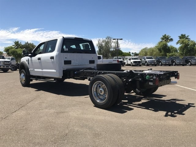2019 F-550 Crew Cab DRW 4x2,  Cab Chassis #KEE25390 - photo 4