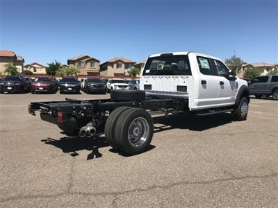 2019 F-550 Crew Cab DRW 4x2,  Cab Chassis #KEE25390 - photo 2