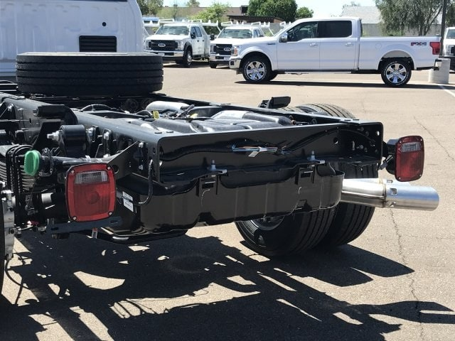 2019 F-550 Crew Cab DRW 4x2,  Cab Chassis #KEE25393 - photo 5