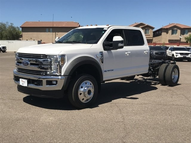 2019 F-550 Crew Cab DRW 4x4,  Cab Chassis #KEE27853 - photo 3