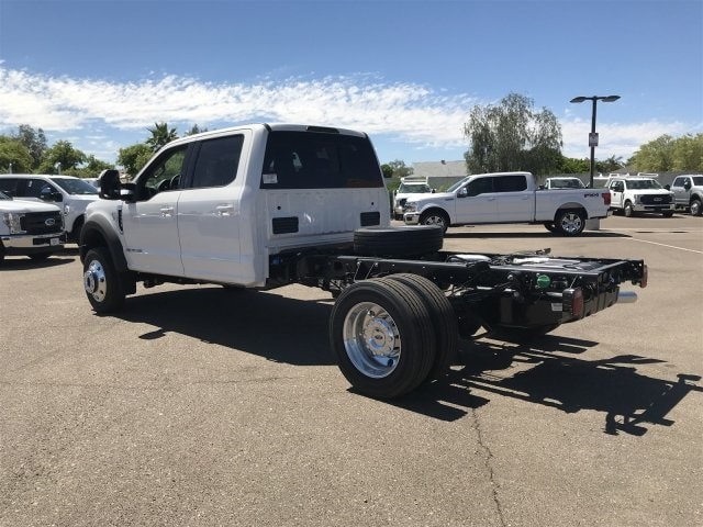 2019 F-550 Crew Cab DRW 4x4,  Cab Chassis #KEE27853 - photo 5