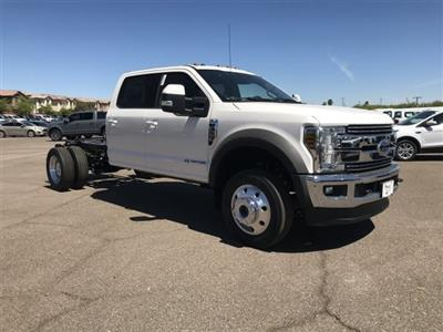 2019 F-550 Crew Cab DRW 4x4,  Cab Chassis #KEE27853 - photo 1