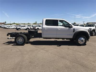 2019 F-550 Crew Cab DRW 4x4,  Cab Chassis #KEE27853 - photo 7