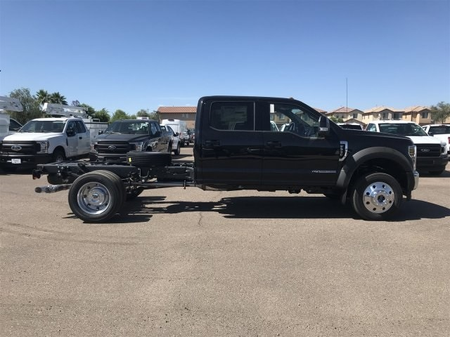 2019 F-550 Crew Cab DRW 4x4,  Cab Chassis #KEE27856 - photo 7