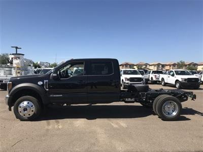 2019 F-550 Crew Cab DRW 4x4,  Cab Chassis #KEE27856 - photo 3