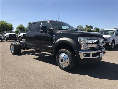 2019 F-550 Crew Cab DRW 4x4,  Cab Chassis #KEE27856 - photo 1