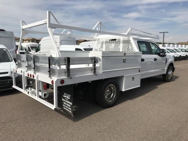 2019 F-350 Crew Cab DRW 4x2,  Scelzi Contractor Body #KEE29272 - photo 1