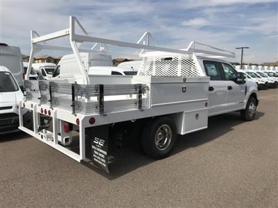 2019 F-350 Crew Cab DRW 4x2, Scelzi CTFB Contractor Body #KEE29272 - photo 2