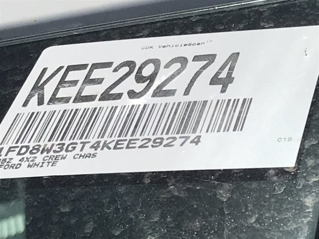 2019 F-350 Crew Cab DRW 4x2, Scelzi CTFB Contractor Body #KEE29274 - photo 21