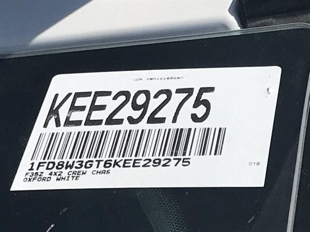 2019 F-350 Crew Cab DRW 4x2, Scelzi CTFB Contractor Body #KEE29275 - photo 22