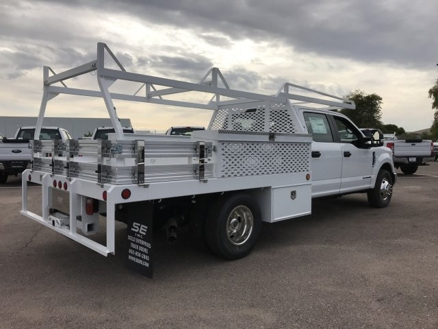 2019 F-350 Crew Cab DRW 4x2, Scelzi CTFB Contractor Body #KEE29276 - photo 1