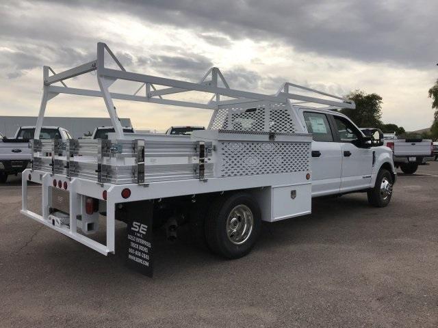 2019 F-350 Crew Cab DRW 4x2, Scelzi Contractor Body #KEE29276 - photo 1