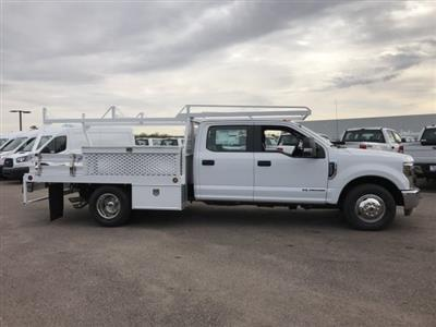 2019 F-350 Crew Cab DRW 4x2, Scelzi CTFB Contractor Body #KEE29276 - photo 4