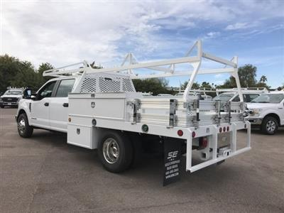 2019 F-350 Crew Cab DRW 4x2, Scelzi CTFB Contractor Body #KEE29276 - photo 9