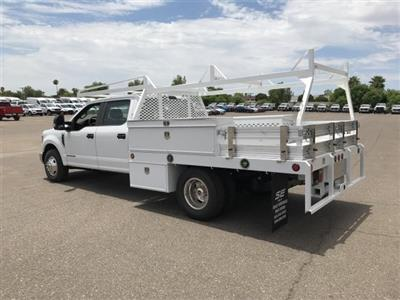 2019 F-350 Crew Cab DRW 4x2, Scelzi CTFB Contractor Body #KEE29277 - photo 3