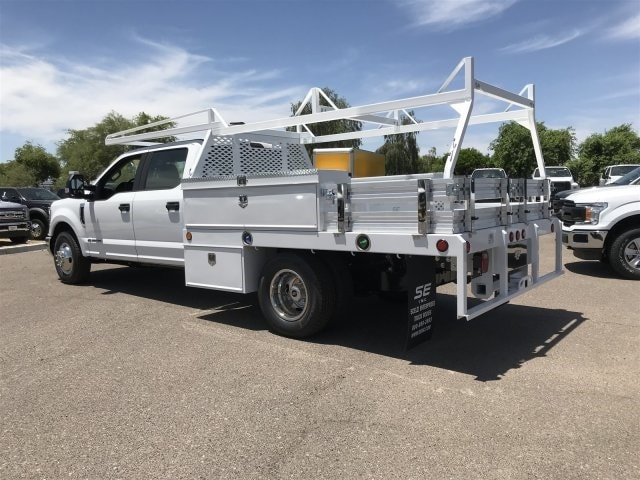 2019 F-350 Crew Cab DRW 4x2, Scelzi CTFB Contractor Body #KEE29278 - photo 3