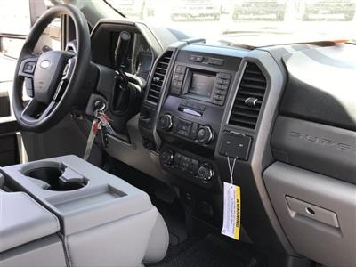 2019 F-350 Crew Cab DRW 4x2,  Scelzi CTFB Contractor Body #KEE29278 - photo 9