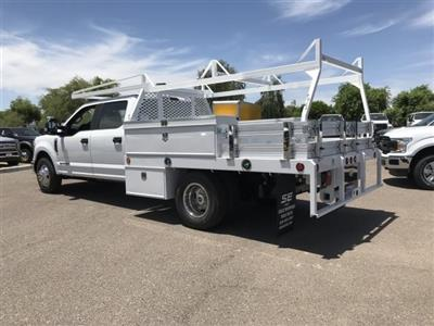 2019 F-350 Crew Cab DRW 4x2,  Scelzi CTFB Contractor Body #KEE29280 - photo 3