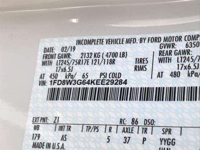 2019 F-350 Crew Cab DRW 4x2,  Scelzi CTFB Contractor Body #KEE29284 - photo 20