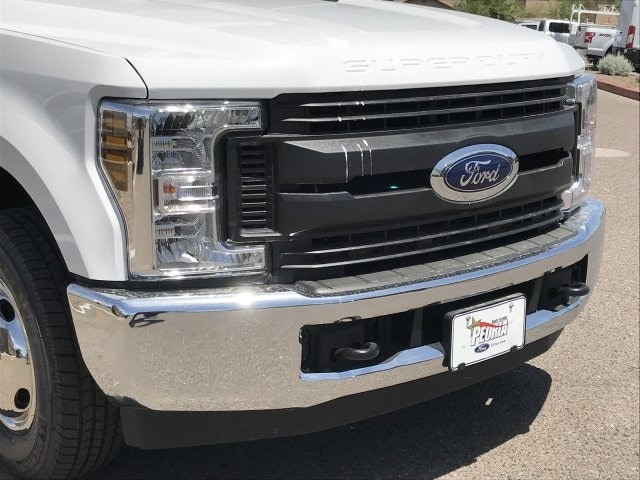 2019 F-350 Crew Cab DRW 4x2, Scelzi CTFB Contractor Body #KEE29284 - photo 4
