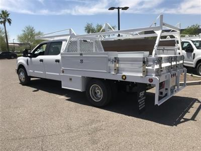 2019 F-350 Crew Cab DRW 4x2, Scelzi CTFB Contractor Body #KEE29284 - photo 3